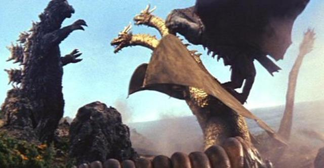 Ghidorah - The Three-Headed Monster - Image 1