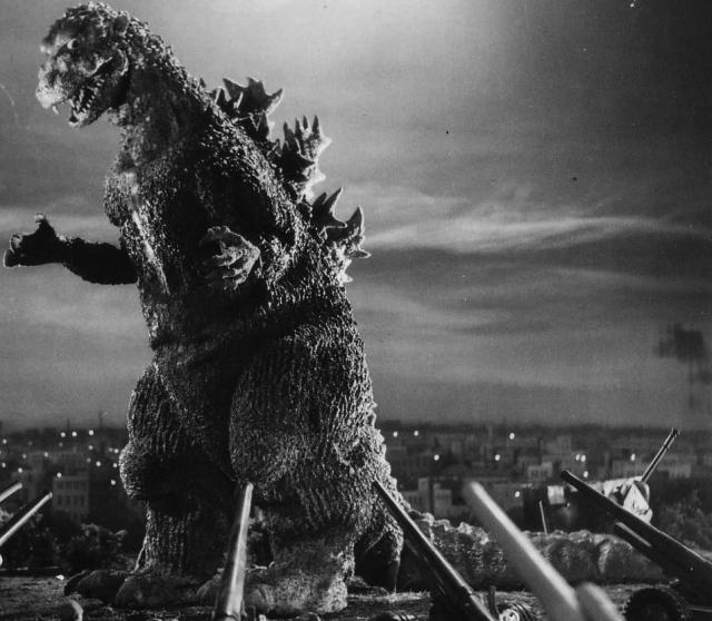 Godzilla - 1950s - Image 1