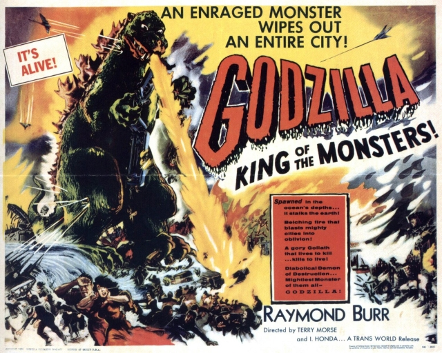 Godzilla - King of the Monsters - Poster 1