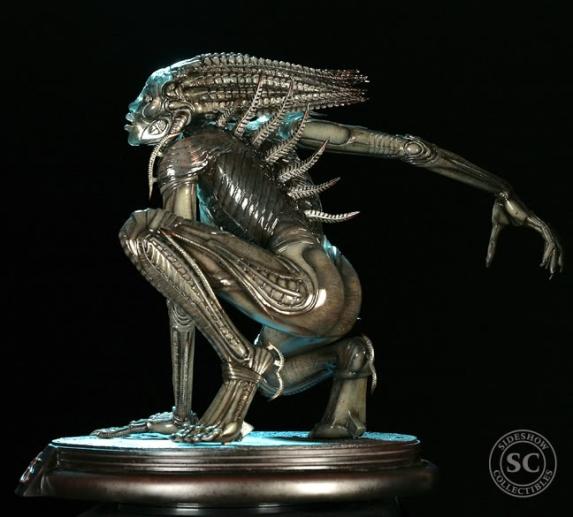 H.R. Giger - Sil (Species)