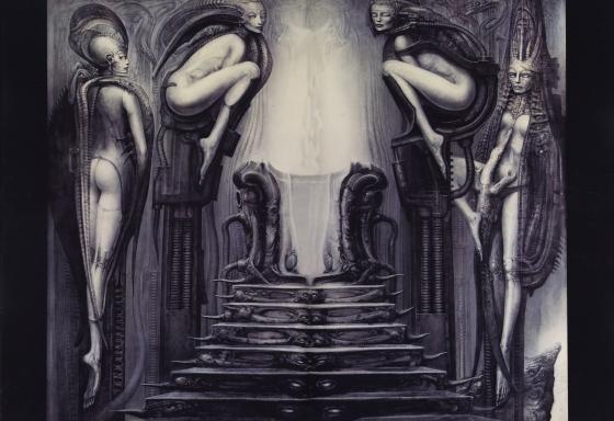 H.R. Giger - Work 3