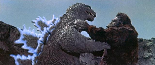 King Kong vs Godzilla - Image 7