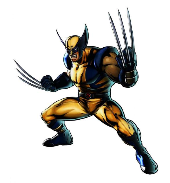 Wolverine - Comic - 1