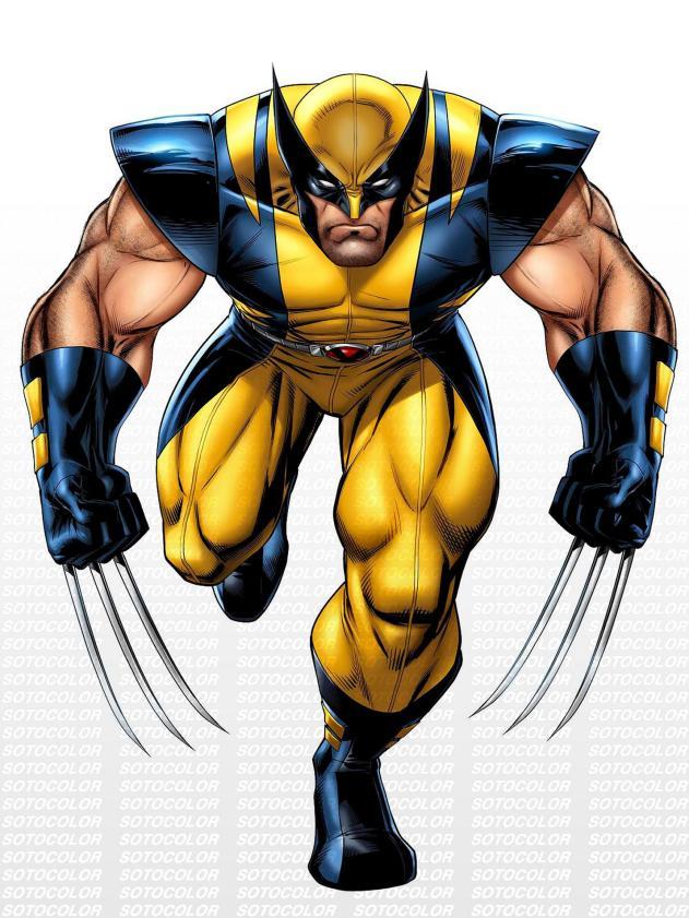 Wolverine - Comic - 2