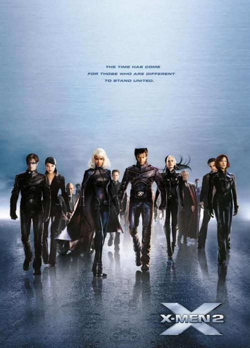 X-Men 2 - Poster 2