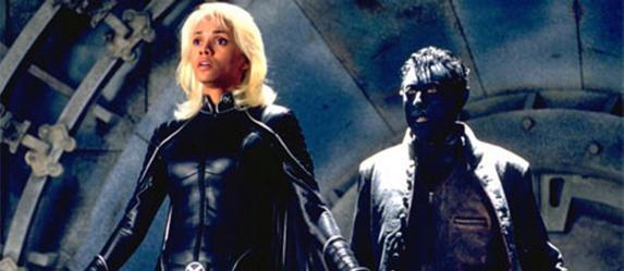 X-Men 2 - Storm e Nightcrawler