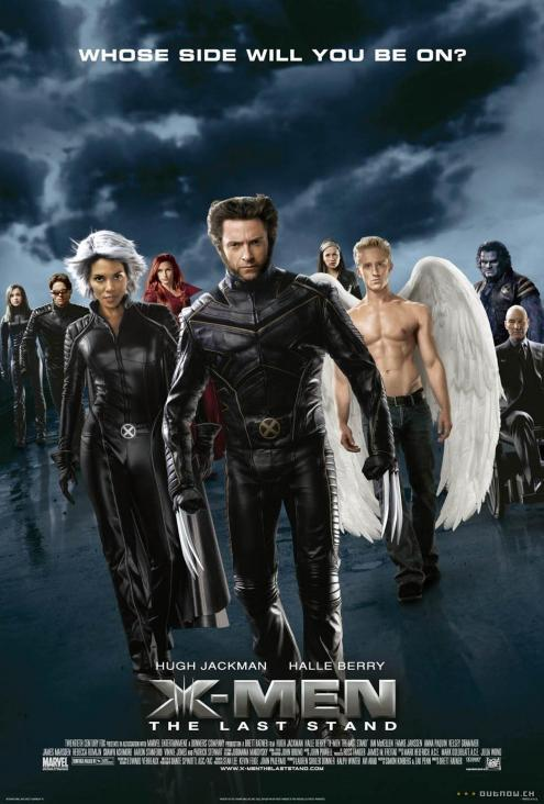 X-Men 3 - Poster 1