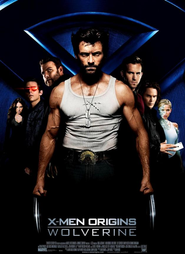 X-Men Origins - Wolverine - Poster 3