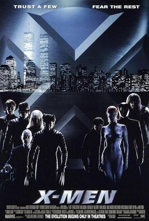 X-Men - Poster 3