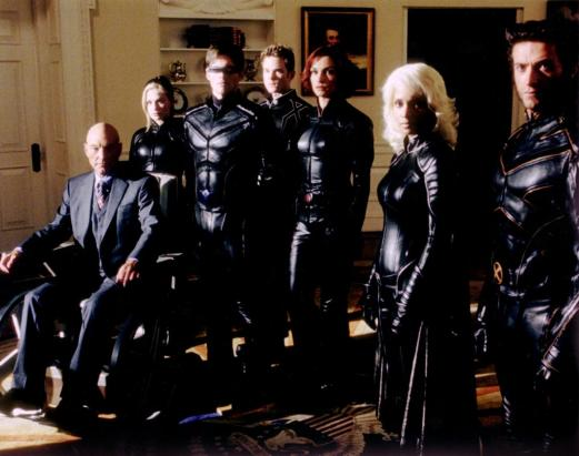 X-Men - The Group