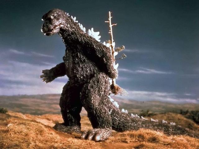 Godzilla - 1970s - 1
