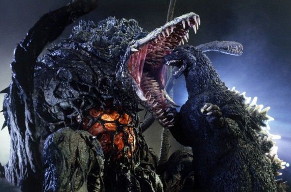Godzilla vs Biollante - Screenshot 3