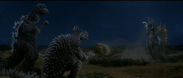 Godzilla vs Gigan - 2