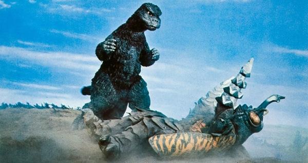Godzilla vs Gigan - 5