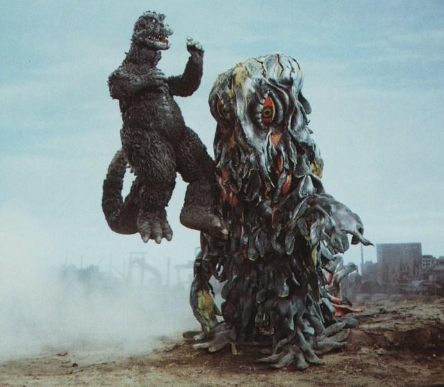 Godzilla vs Hedorah - 10