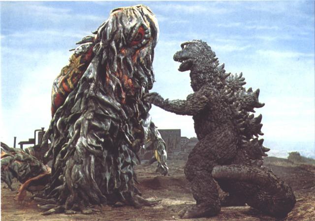 Godzilla vs Hedorah - 6