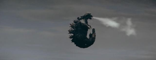 Godzilla vs Hedorah - 7