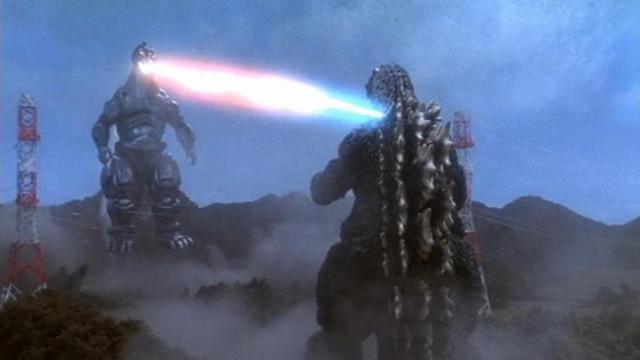 Godzilla vs Mechagodzilla - 1
