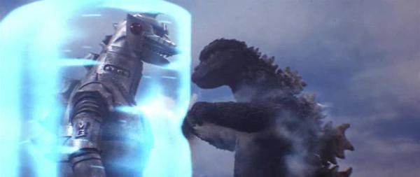 Godzilla vs Mechagodzilla - 3