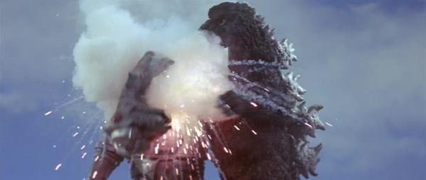 Godzilla vs Mechagodzilla - 4