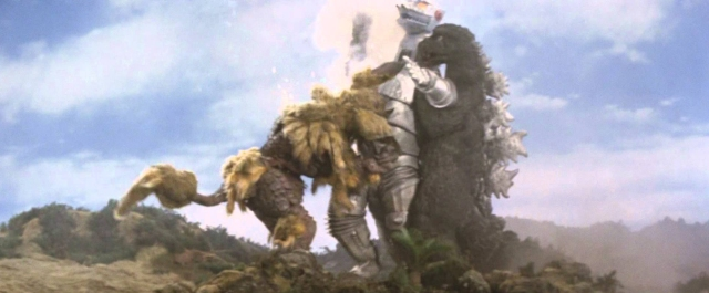 Godzilla vs Mechagodzilla - 7