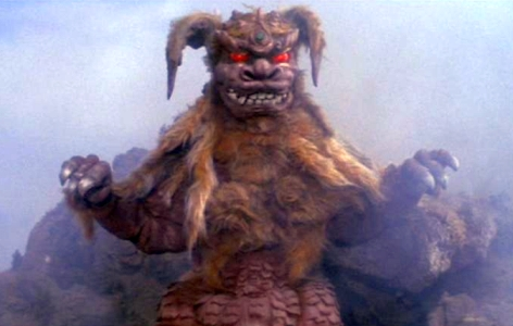 Godzilla vs Mechagodzilla - King Ceasar