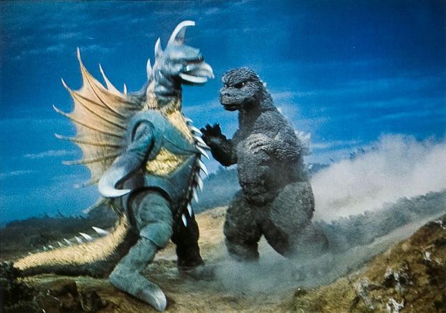 Godzilla vs Megalon - 1