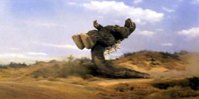 Godzilla vs Megalon - 4