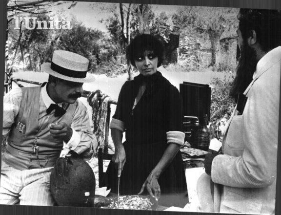 Sophia Loren, Marcello Mastroianni e Giancarlo Giannini - Fattto di Sangue - Screenshot 2