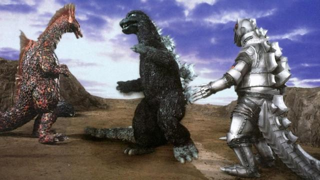 Terror of Mechagodzilla - 1