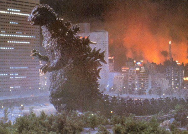 The Return of Godzilla - screenshot 1