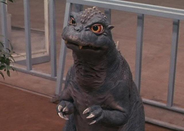 BabyGodzilla - Photo 1