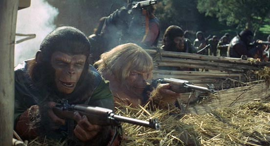 Battle for the Planet of the Apes - screenshot 8