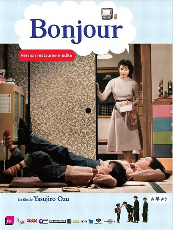 Bom Dia - Poster Francês