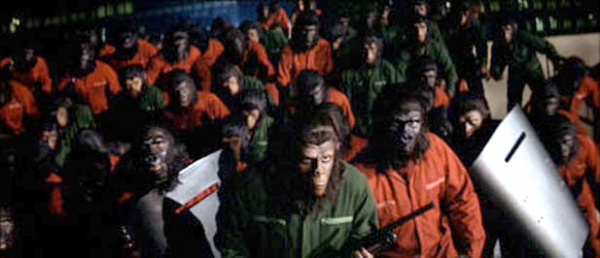 Conquest of the Planet of the Apes - screenshot 5