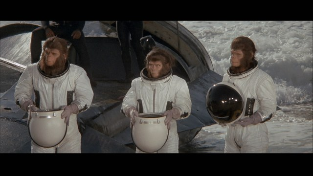 Escape fom the Planet of the Apes - screenshot 2