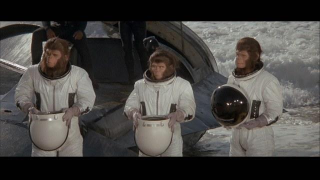 Escape fom the Planet of the Apes - screenshot 2
