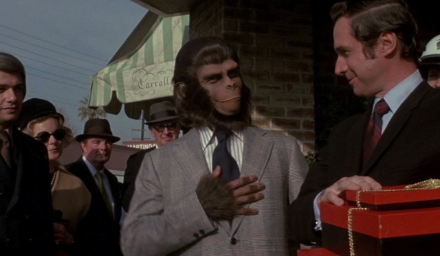 Escape fom the Planet of the Apes - screenshot 4