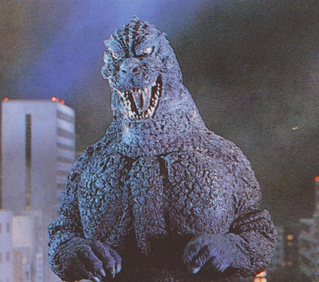 Godzilla - 90s look - Photo 1
