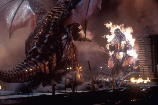 Godzilla vs Destoroyah - screenshot 1