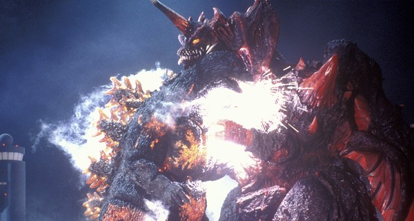 Godzilla vs Destoroyah - screenshot 2