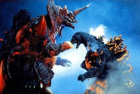 Godzilla vs Destoroyah - screenshot 3