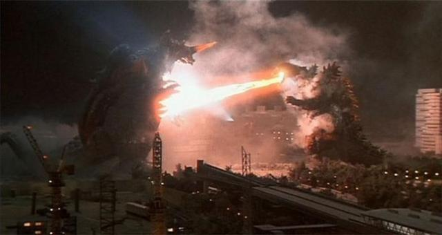 Godzilla vs Destoroyah - screenshot 4