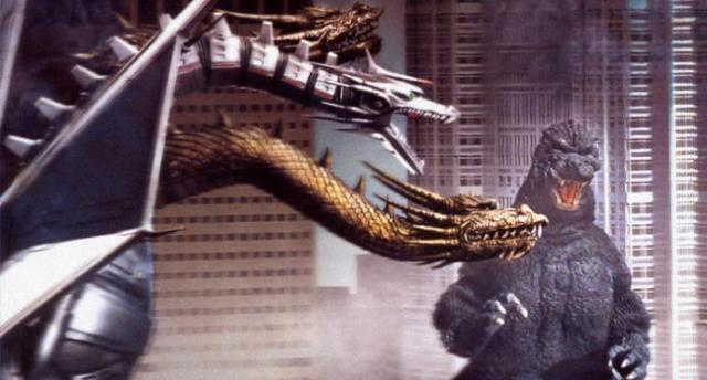Godzilla vs King Ghidorah - screenshot 2