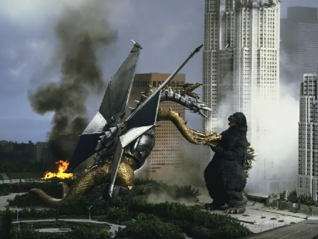 Godzilla vs King Ghidorah - screenshot 4