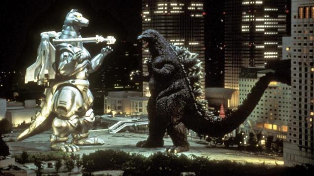 Godzilla vs Mechagodzilla II - screenshot 1