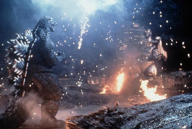 Godzilla vs Mechagodzilla II - screenshot 2