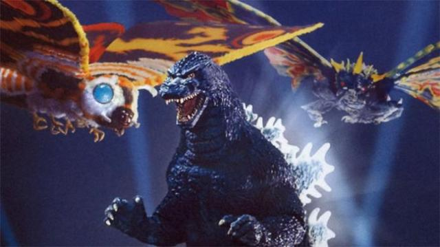 Godzilla vs Mothra - screenshot 2