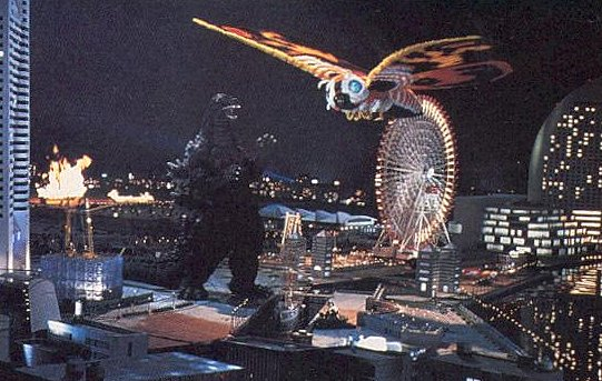Godzilla vs Mothra - screenshot 4