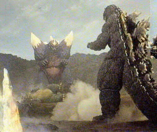 Godzilla vs Spacegodzilla - screenshot 2